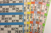 00 Bingo Tickets - 6 to View Flyer Tickets Bingo Singles Quickies Flyers Cheap