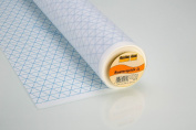 Vilene 2v306 | Triangle Quickscreen Foundation Blue Grid 90/60¦ 15m x 90cm