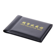 AllRight 60 Pcs Coin Book Collectors Holders Album Can Hold 50P and 0.9kg Coins