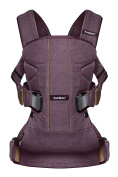 Baby Carrier One - Blackberry Red, Cotton
