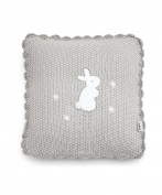 Mamas & Papas Welcome To The World Knitted Cushion