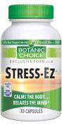 Botanic Choice Stress- Ez, 30 Capsules