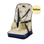 Hiltow Baby Portable Feeding Booster Seat Dining Toddler Travel Adjustable High Chair Cushion