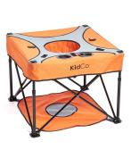 KidCo - GoPod, Portable Baby Activity Station - Tangerine