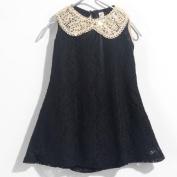 DXINXIN Girls Kids Princess Elegant Party Lace Bow Dress Clothes Child BK