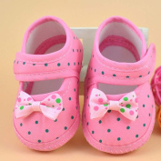 DXINXIN Baby Bowknot Boots Soft Crib Soft Sole Leather Shoes Infant Boy Girl Toddler Shoes for 0-4M Kid