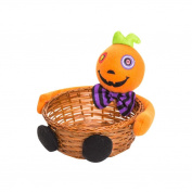 VIASA Halloween Cute Candy Basket Party Storage Basket For Kids Gift