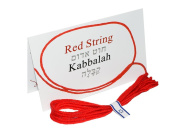 7 pcs Red String Bracelet – Original Kabbalah Against Evil Eye Protection from Rachel's Tomb in Israel + Ben Porat Prayer + certificate of blessing + wearing instruction