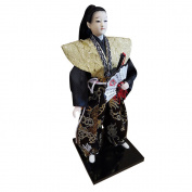 30cm Japanese Samurai Doll THY2008-12