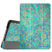 Fintie iPad mini 4 Case - Ultra Slim Lightweight Stand Smart Cover with Auto Sleep/Wake Feature for Apple iPad mini 4 (2015 Release), Shades of Blue