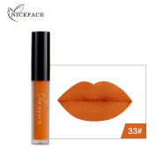 Inspiration from Halloween - Striking Lip Gloss Matte Liquid Lipstick -Waterproof Long Lasting- Intense Madly Colour - 6 Shades Beauty Makeup Gothic Rocked Look, by DMZing