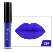 Matte Liquid Lipstick, Dirance Halloween Style Lip Waterproof Lip Gloss Makeup