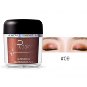 Creazy Cosmetic Powder Smoky Eyeshadow Palette Makeup Set Matt 28 Colours Available