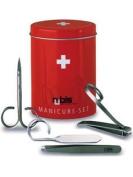Swiss Box Manicure Set by Rubis