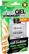 Nail-Aid Almost Gel Stronger Nails Collagen Nail Builder, 15ml