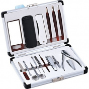 MP Hair Manicure Set/Pedicure A Briefcase