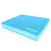 66fit TPE Balance Pad - Includes Balance Training Ebook - Stability Rehabilitation Physiotherapy Mobility Exercise