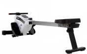 BH Fitness STANFORD R301L Folding rowing machine. Foldable rower. Magnetic brake system. 8 intensities
