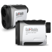 GOLFBUDDY LR7 COMPACT AND EASY TO USE LASER RANGEFINDER