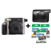 Fujifilm instax Wide 300 Camera + 50 Pack Film + Case
