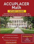 Accuplacer Math Study Guide