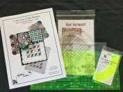 Less Than Traditional Small Kit for Circle Quilts With Bonus Pattern!