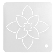 Jili Online Plastic Embroidery Quilting Templates & Stencils Sewing Patchwork Tools DIY 17#