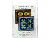 Quilt Woman Dominoes Quilt In Two Sizes Ptrn