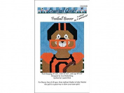 Counted Quilts Football Beaver Quilt Ptrn