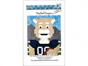 Counted Quilts Football Cougar Quilt Ptrn