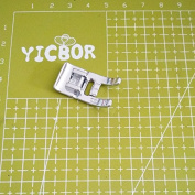YICBOR Snap on Utility Foot (B) #4131136-45, 4123801-45 for HUSQVARNA VIKING 1-7 sewing machine