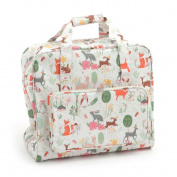 Hobby Gift 'Woodland' Sewing Machine Bag 20 x 43 x 37cm