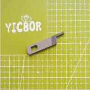YICBOR Upper Serger Knife Blade 12155 For WHITE 299 299D 7340 8234 S34 S34D