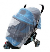 Safe Baby Carriage Insect Full Cover Mosquito Net Baby Stroller Bed Netting