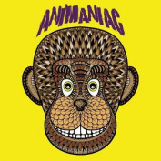 Animaniac: Animal Adult Coloring Book