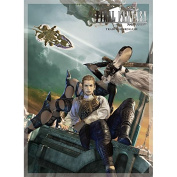 """Square-Enix Square-EnixACCSQX011 """"Abysse PC Final Fantasy 12 Fran and Balthier"""" Sleeves"""