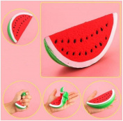 Malloom 2017 New Style Jumbo Slow Rising Squishies Toys Scented Squeeze watermelon Stress Relief Toy
