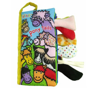 Vibola Ocean Animal Tails Cloth Book Baby Toy Cloth Development Books Education Books