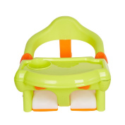 Livebest 2-in-1 Baby Bath Tub Toddler Training Dinning Chair