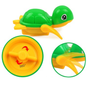 Putars Cute Baby Kids Bathing Toys Wash Play Cartoon Pull Educational Toys