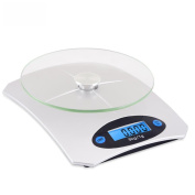 Precision Kitchen Scales Household Electronic Weighing Mini Jewel Scales 5kg Baking Food Tea Weighing 0.1g