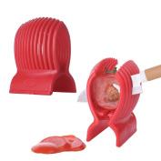 Tomato Slicer Kitchen Vegetables Slicers Fruits Cutter Peeler Spiralizer Twister