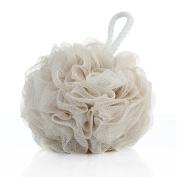 MHU Bath Shower Sponge, Large Size(60g/pcs) ,Khaki