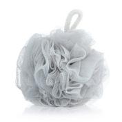MHU Bath Shower Sponge, Large Size(60g/pcs) Greyness