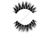 Wispylicious 100% 3D Mink Eyelashes by Lashylicious Natural Fluffy With Super Felxible Band and Useable 20+ times - Glamorous Fake lashes Extensions
