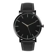 Fashion Watches ,Quartz Watch Men Women Famous Brand Gold Leather Band Wrist Watches Luxury
