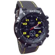 Fashion Watches ,Quartz Watch Men Military Watches Sport Wristwatch Silicone Fashion Hours