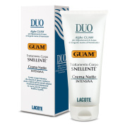 Guam Duo Notte Intensive Overnight Cream Fettreduzierend for use 200 ml