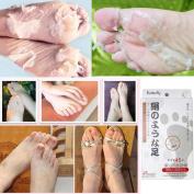 Foot Mask,Clode® Exfoliating Socks Foot Peel Mask Peeling Away Dry Dead Skin Callus Remove