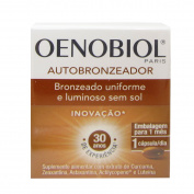 Oenobiol Self-tanning 30caps